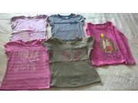 girls summer clothes 4-5 yr