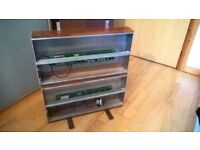 Space Case 4 x 104HP Wood/Metal Eurorack Modular CASE 12U + Power Supply