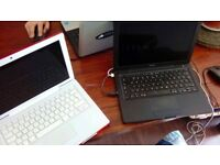 MacBooks x 2 , sold together or separately. 2007 and 2008