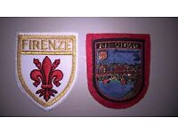 Florence/Firenze City Embroidered Patches/Badges