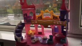 Fisher Price little princess castle