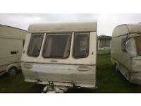 Caravan Shell-dry-towable- could use as trailer/store stuff/Kids Den