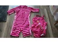 baby swim clothes 9-12 months