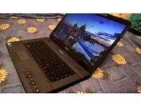 """Acer 7715z Laptop Pc 17.3"""" Screen/500 Gb Hdd/3 Gb Ram/Webcam/Wireless/Windows 7/Office 2016"""