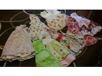 BABY GIRLS CLOTHING BUNDLE AGED APPROX 1-2 YEARS