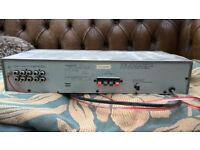 SANYO Stereo integrated amplifier