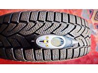 Winter Tyres - set of four