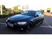 BMW 3 Series M Sport, 318i Sport Edition 2.0L - BLACK