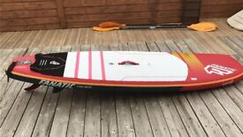 Fanatic Stubby Air Sup (isup) Stand Up Paddle Board SURF!