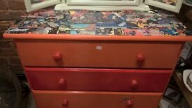 Marvel Chest of Drawers