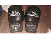 Ricky Hatton adult pro boxing gloves £15
