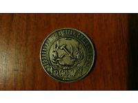 Russian Coins 1 rubles 1922 RRR