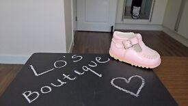 Lo's Boutique! - Nens of Spain Leather Shoes - UK2 EUR18