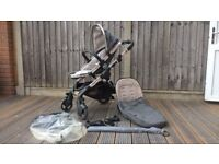 Icandy Peach 2 pushchair with everything. Over £1500 worth of items. Offers Welcome Collection only.