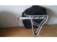 Pannier rack and pannier