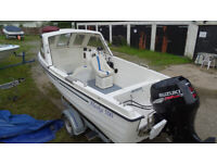 IM LOOKING FOR A FISHING BOAT 16-21FT