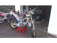 Korky's Trials Sherco 290 2011