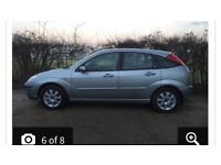 Ford Focus GHIA low mileage