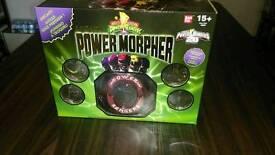 POWER RANGERS LEGACY MORPHER