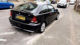 BMW 3 Series 1.8 316ti SE Compact 3dr