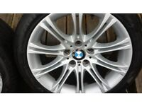 "BMW 18"" alloy wheel rims"