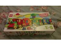 Lego Duplo Learn to count set. Brand new