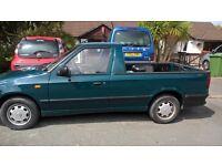 VW MK2 Original Pickup Van /Caddy Truck. 1.9 Diesel Year 2000 106319 REDUCED 1350 (3) days only!