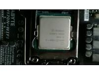 CPU (Processor) Intel i5 6500 4 cores Skylake