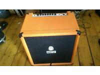 ORANGE CRUSH Pix 100 watts Bass Amp for sale!!