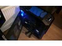 God Spec Gaming PC & Oculus Rift CV1 - I7 5820K - 4.3Ghz, 2XGTX 980 Ti's in SLI, 250GB SSD, 16GB RAM