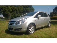 **12 MONTHS MOT** 2008 VAUXHALL CORSA SXI A/C 1.4 5 DOOR HATCHBACK **LOW MILEAGE**STUNNING VEHICLE**