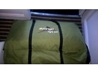 Vango tigris 600 - 6 berth tent. Fully sewn in ground sheet