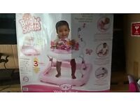 Bright starts Walk-a-Bout, baby walker