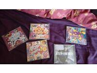 Pop party cds