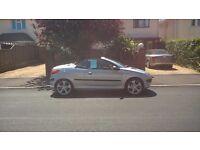 Peugeot 206 Convertible-2001- Low Mileage