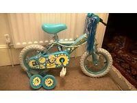 Girls Bike - Apollo HoneyBee - Age 2-5 - Great Condition