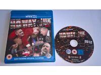 WWE No Way Out 2012 - Wrestling Blu-Ray