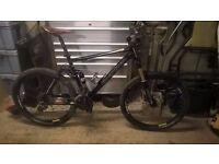 Boardman FS Team Full suspension mountain bike