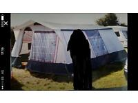 Large camping tent very good condition