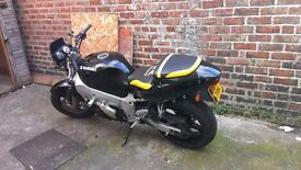 Suzuki GSXR Srad 600cc for sale (black/yellow) serious offers only £1600