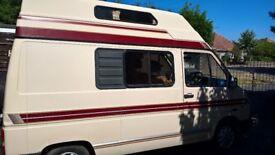 RENAULT RAPPORT AUTO SLEEPER -very low mileage manual 5 speed camper van