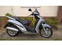 Peugeot Geopolis Executive 125 4v with ABS