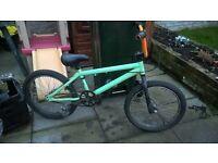 Mongoose Menace BMX Bike Bicycle