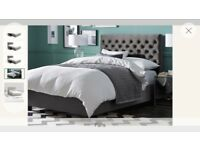 BRAND NEW NEXT PARIS DOUBLE BED WITH STORAGE
