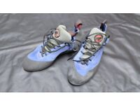 Mammut climbing shoes size 8
