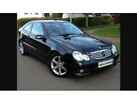 Mercedes Benz C180 Automatic, lady owner