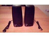 Pair of Pc/Laptop speakers