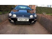 Toyota Celica 2.0 GT Twin Cam engine, FSH, 12 months MOT, original alloys, new clutch, £695 ono