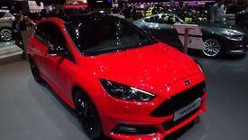 Ford Focus st3 breaking