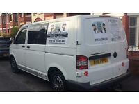 (WO)man and Van for Hire & Same Day Courier Service